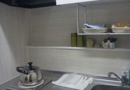 給湯室が新しくなりました。